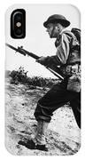 U.s World War II Infantry, 1942 IPhone Case