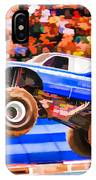 Usaf Afterburner Monster Jam IPhone Case