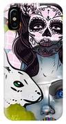 Usagicatrina IPhone Case