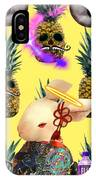 Usagipina IPhone Case