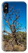 Utah Juniper IPhone Case