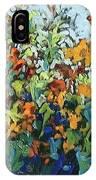 Vadasz Sunflowers IPhone Case