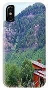 Vail Landscape IPhone Case