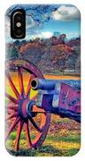 Valley Forge Canon IPhone Case