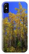 Valley Of The Five Lakes Trail IPhone Case