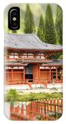 Valley Of The Temples IPhone X / XS Case