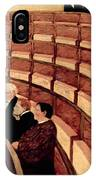 Vallotton: Gallery, 1895 IPhone Case