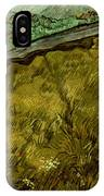 Van Gogh: Field, 1890 IPhone Case