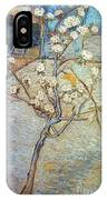 Van Gogh: Peartree, 1888 IPhone Case