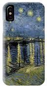 Van Gogh, Starry Night IPhone Case
