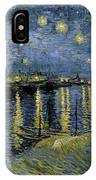 Van Gogh, Starry Night IPhone Case