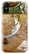 Van Gogh: Still Life, 1889 IPhone Case