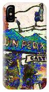 Van Gogh Takes A Wrong Turn And Discovers The Castro In San Francisco . 7d7547 IPhone Case