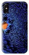 Van Gogh's Clam IPhone Case