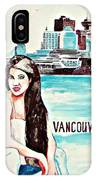 Vancouver 2009 IPhone Case