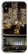 Vancouver Lights IPhone Case