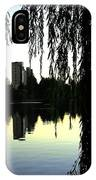 Vancouver- Lost Lagoon IPhone Case