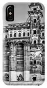 Varanasi Bw IPhone Case
