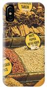 Various Spices IPhone Case