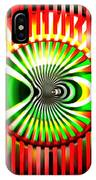 Vasarely Universe IPhone Case