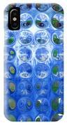 Vase Bubbles IPhone Case