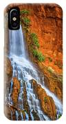 Vaseys Paradise IPhone Case