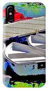 Boats Summer Vasona Park IPhone Case
