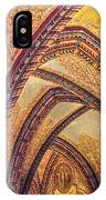 Vault Of Matthias Church IPhone Case by Michael Kirk