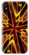 Vectoring The Neon IPhone Case