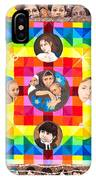 Veil Of Indifference IPhone Case