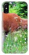 Velvet Nubs IPhone Case