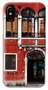 Venetian Architecture IPhone Case