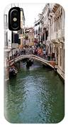 Venetian Bridge IPhone Case