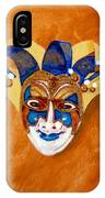 Venetian Mask 2 IPhone Case