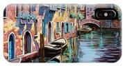Venezia In Rosa IPhone Case
