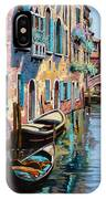 Venezia In Rosa IPhone Case