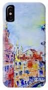 Venice 6-28-15 IPhone X Case