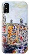 Venice 7-3-15 IPhone X Case