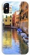 Venice Alleyway 2 IPhone Case