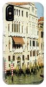 Venice Architecture IPhone Case