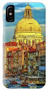 Venice Basilica IPhone Case