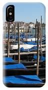 Venice Cab Stand IPhone Case