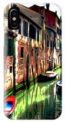 Venice Canal IPhone Case