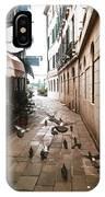 Venice, Castello 2 IPhone Case