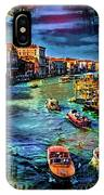 Venice Coming And Going IPhone Case