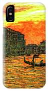 Venice Eventide IPhone Case