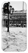 Venice: Flood, 1966 IPhone Case