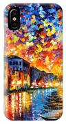 Venice - Grand Canal IPhone Case