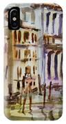 Venice Impression II IPhone Case