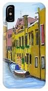 Venice In September IPhone Case
